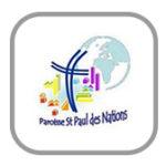Paroisse St Paul des Nations logo