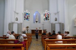 La chapelle des Soeurs Infirmières