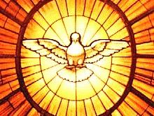 colombe de L'esprit Saint