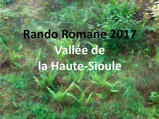Rando Romane 2017