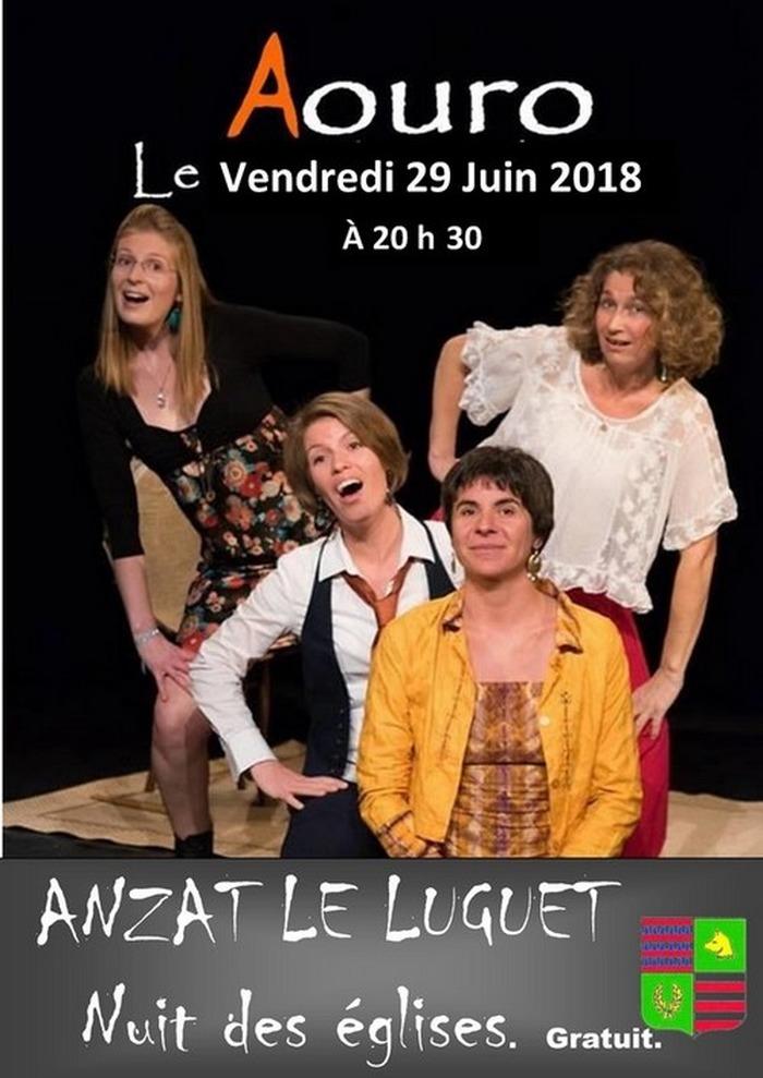 Nuit des églises 2018 Anzat le Luguet