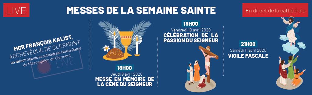 Bandeau Semaine Sainte